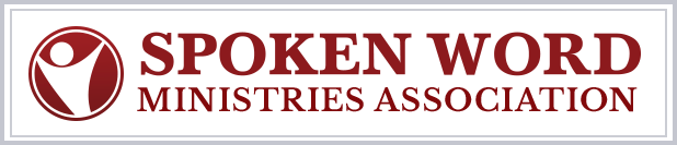 Spoken Word Ministries Association Logo